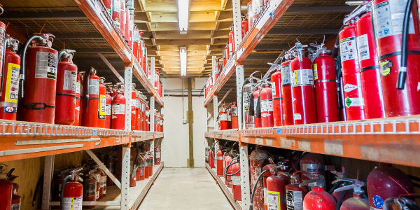 Ansul Fire Extinguishers For South Florida | City Fire Inc